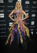 Nicki Minaj at the Harper's Bazaar ICONS party at New York Fashion Week