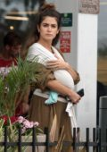 Nikki Reed and Ian Somerhalder on a shopping trip to a Whole Foods in Los Angeles
