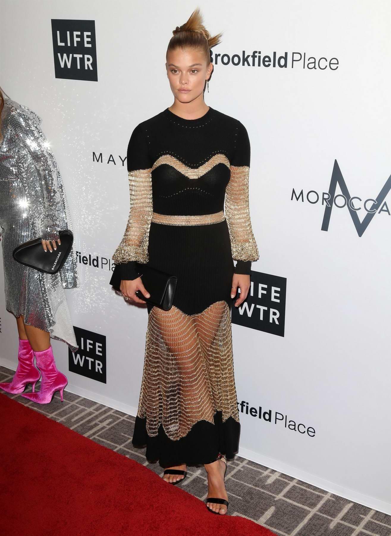 Nina Agdal At Daily Front Row Fashion Awards Held At The Four Seasons Hotel During New York