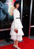 Nina Dobrev at the premiere of 'Flatliners' in Los Angeles