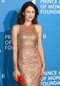 Olga Kurylenko attends Monte-Carlo Gala for The Global Ocean in Monte Carlo, Monaco