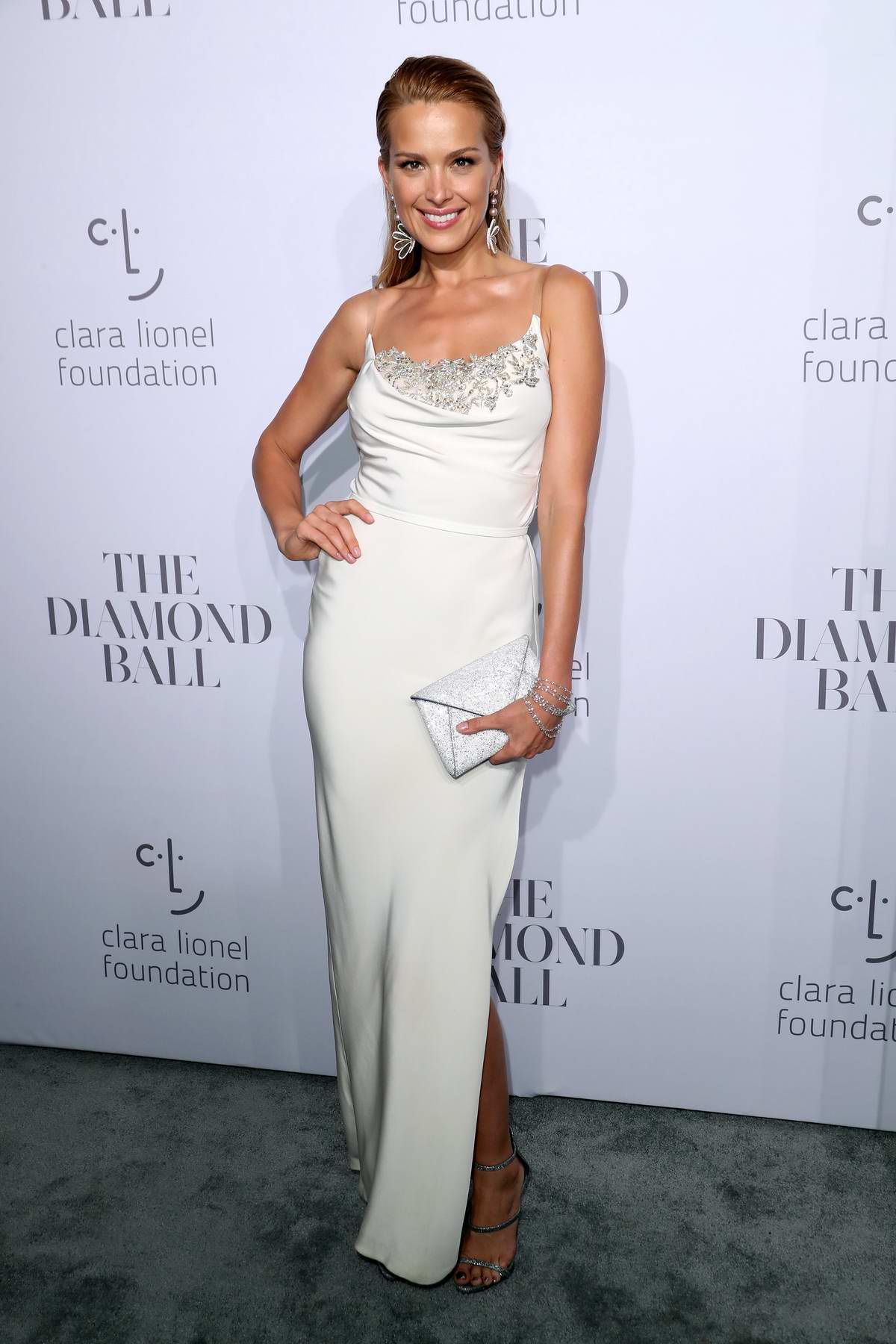 Petra Nemcova at Rihanna's 3rd Annual Clara Lionel Foundation Diamond ball at Cipriani, Wall Street, New York