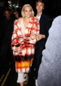 Poppy Delevingne at Miu Miu X LOVE Magazine London Fashion Week Party in London