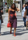 Priyanka Chopra out for shopping on Rodeo Drive in Beverly Hills, Los Angeles