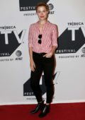 Rachael Taylor at Pillow Talk TV show screening during Tribeca TV Festival in New York