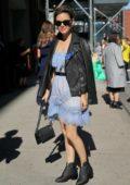 Rachel Bilson attends Self-Portrait spring-summer 2018 collection during New York Fashion Week