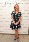 Reese Witherspoon visits Nordstrom South Coast Plaza to celebrate Draper James Fall Collection in Costa Mesa, California
