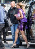 Rita Ora seen in Berlin Adlershof for Voice (Kids), Germany