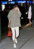 Selena Gomez and The Weeknd spotted going to dinner in New York City