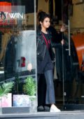 Selena Gomez hits up the Trendy Vintage Twin with The Weeknd in Soho, New York