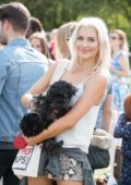 Stephanie Pratt attends the PupAid 2017 event in Primrose Hill in London