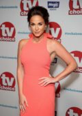 Vicky Pattison attends the TV Choice Awards 2017 held at The Dorchester in London