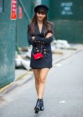 Victoria Justice spotted out in New York City