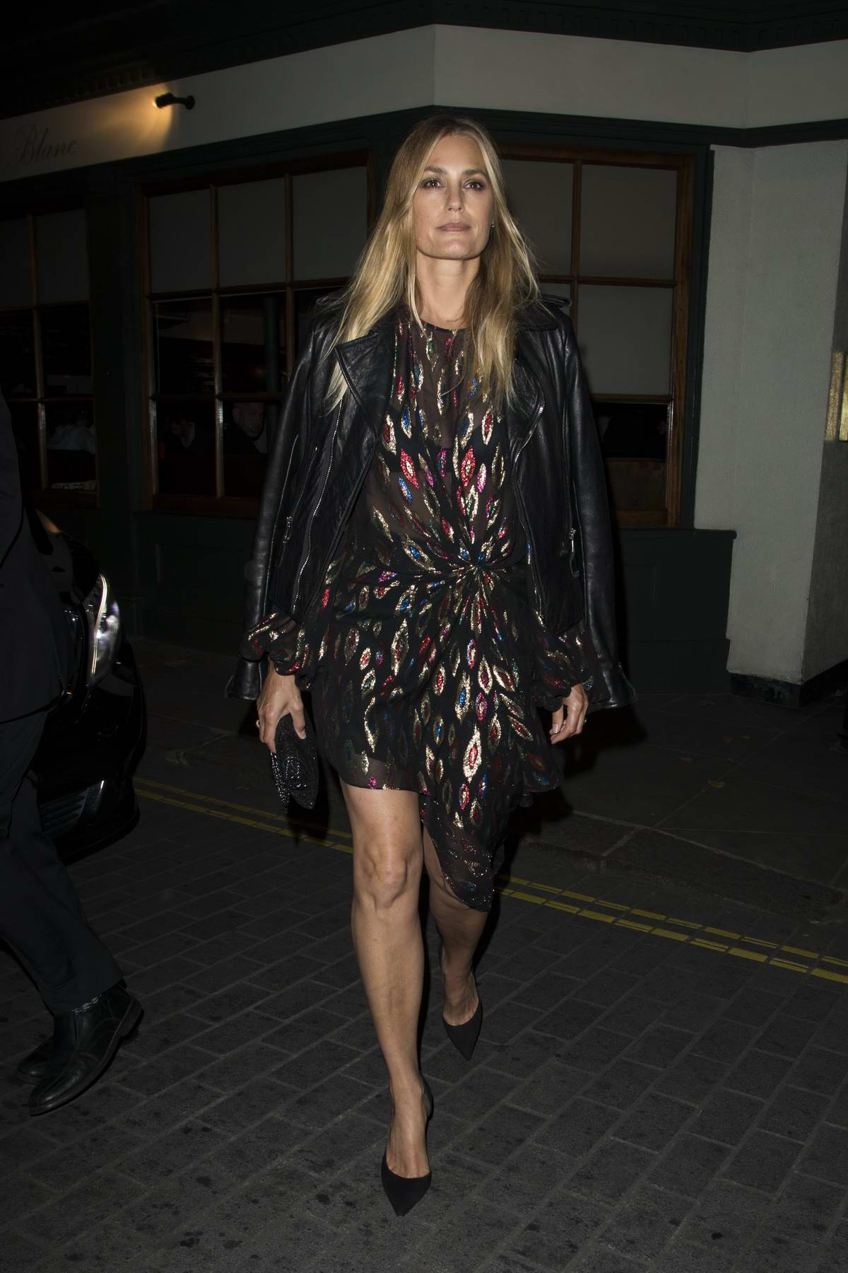 Yasmin Le Bon at Miu Miu X LOVE Magazine London Fashion Week Party in London