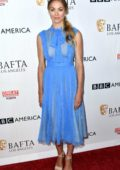 Yvonne Strahovski at BBC America BAFTA TV Tea party in Los Angeles