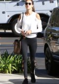 Alessandra Ambrosio out and about in Brentwood, Los Angeles