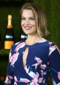 Ali Larter at Veuve Cliquot Polo Classic in Los Angeles