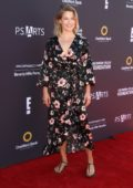 Ali Larter attends P.S. Arts Express Yourself at Barker Hangar in Los Angeles