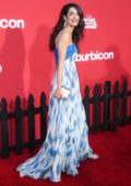 Amal Clooney arrives at the Los Angeles premiere of 'Suburbicon' held at Regency Village Theatre in Westwood, Los Angeles