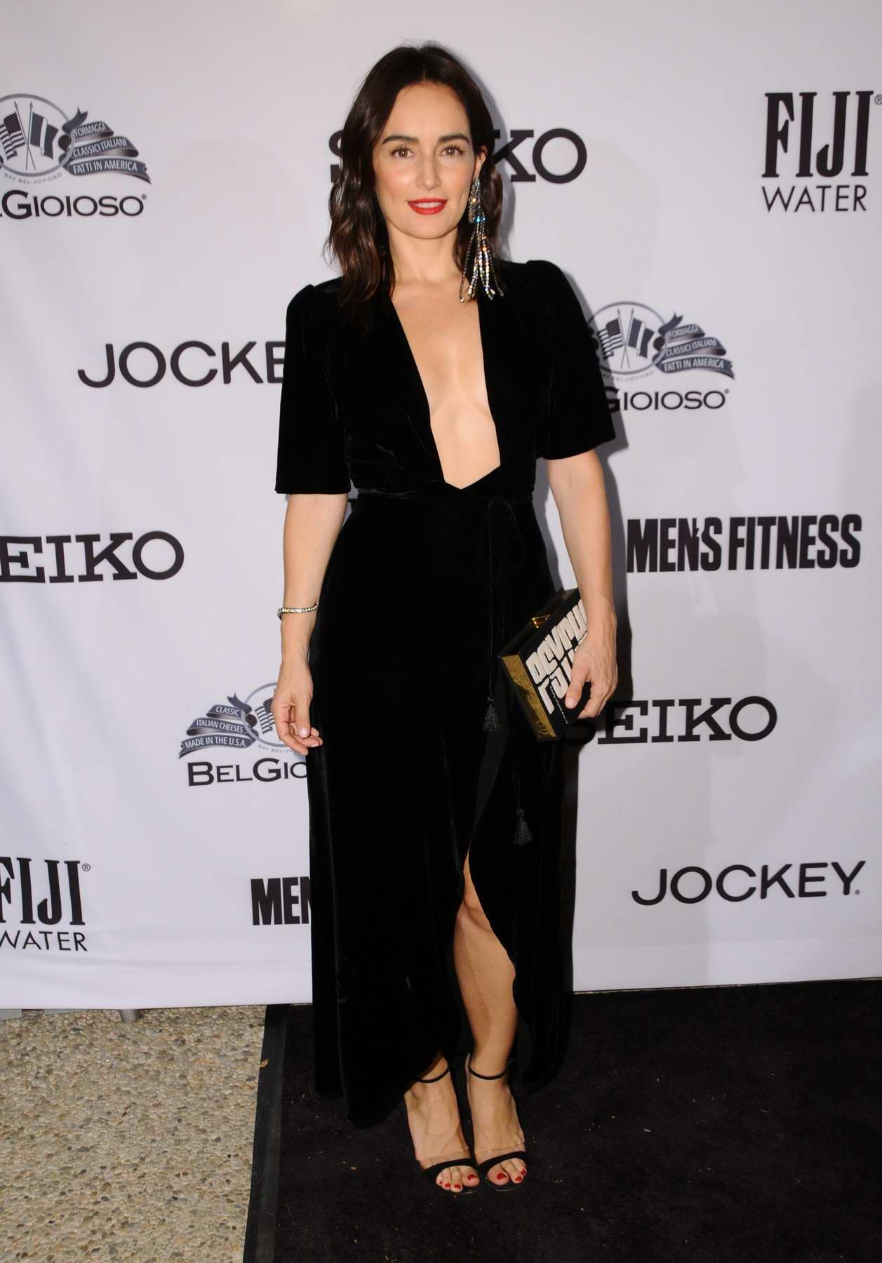 Ana de la Reguera at Men's Fitness Game Changers in Beverly Hills, Los Angeles