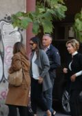 Ana Ivanovic steps out amidst rumours of pregnancy in her native Serbia