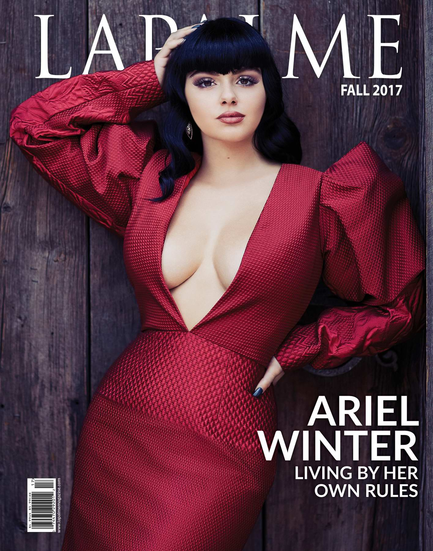 Ariel Winter in Lapalme Magazine - Fall 2017