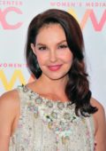 Ashley Judd at Women's Media Center Awards in New York