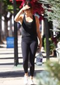 Ashley Tisdale spotted leaving the gym in Studio City, Los Angeles