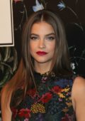 Barbara Palvin at the Erdem X H&M launch event and show in Los Angeles