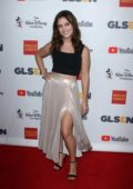 Billie Lourd at GLSEN Respect Awards in Los Angeles