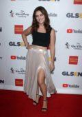 Billie Lourd at GLSEN Respect Awards in Los Angeles