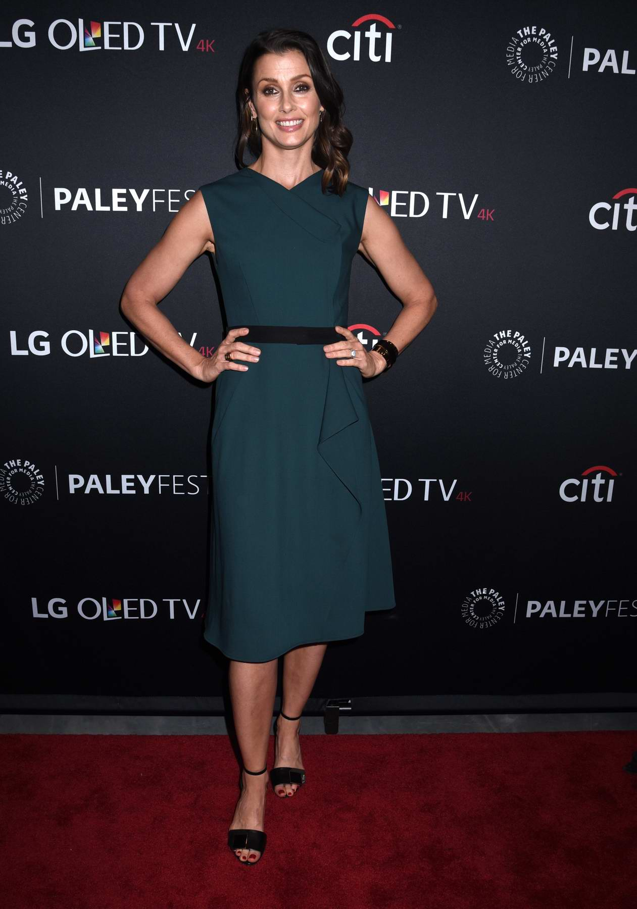Bridget Moynahan at the Paleyfest NYC for Blue Bloods in New York City
