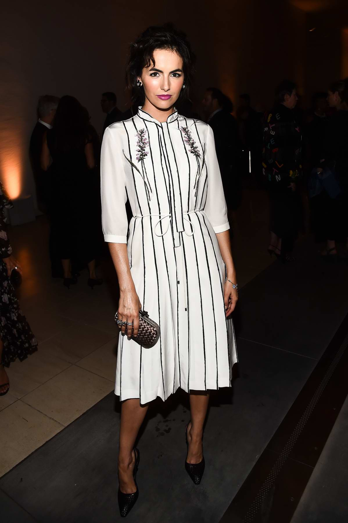 Camilla Belle at Hammer Museum Gala in the Garden honoring Ava Duvernay held at the Hammer Museum in Los Angeles