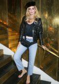 Chiara Ferragni at Forward by Elyse Walker dinner during Paris Fashion Week, France