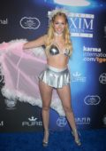 Corinne Olympios at the 2017 Maxim Halloween Party in Los Angeles