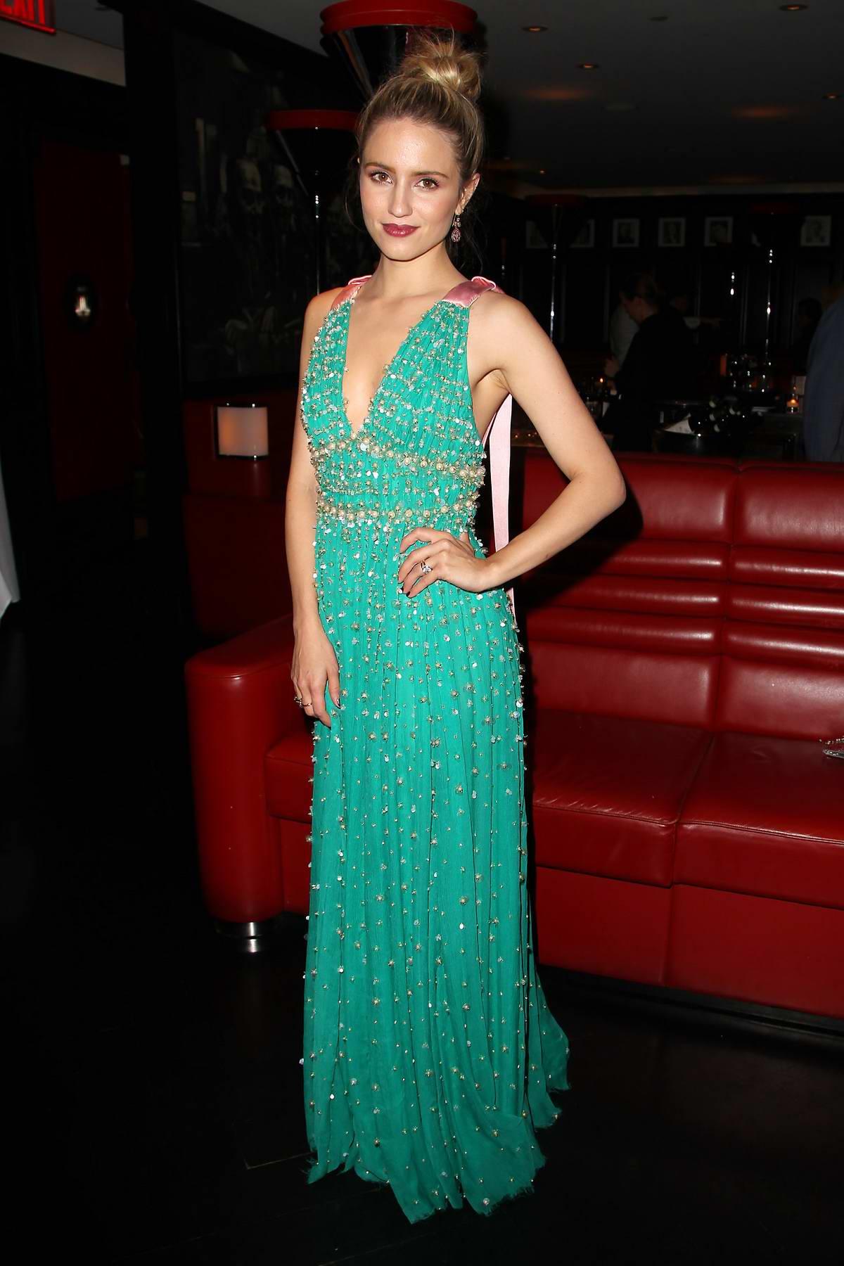 Dianna Agron at the 'Novitiate' film screening in New York