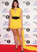 Dua Lipa at BBC Radio 1 Teen Awards 2017 at Wembley Arena in London