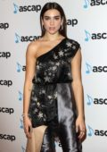 Dua Lipa attends the ASCAP Awards in London
