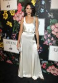 Eiza Gonzalez at the Erdem X H&M launch event and show in Los Angeles