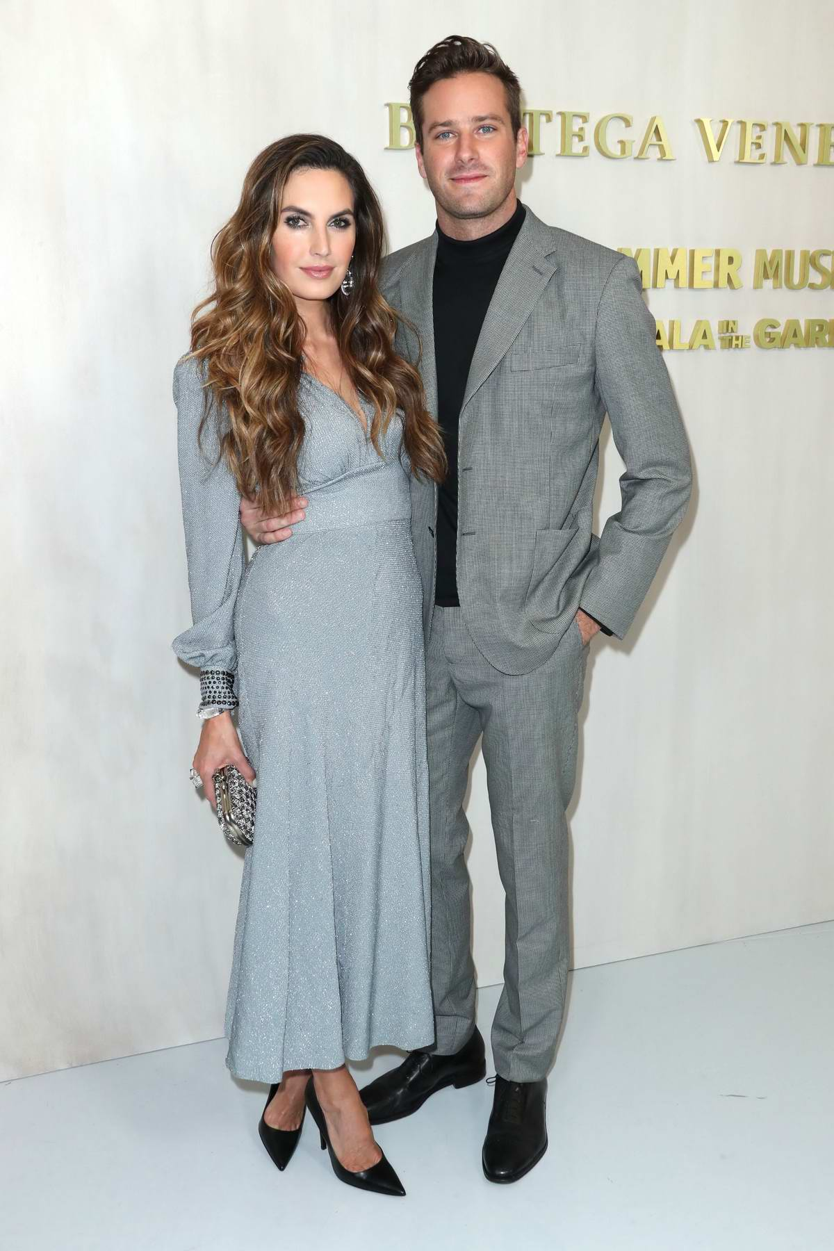 Elizabeth Chambers at Hammer Museum Gala in the Garden honoring Ava Duvernay held at the Hammer Museum in Los Angeles