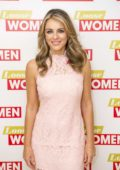 Elizabeth Hurley on Loose Women TV show in London