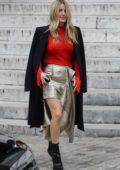 Ellie Goulding at Stella McCartney Show, spring summer 2018 during Paris Fashion Week, France