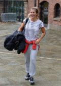 Gemma Atkinson leaves Key 103 radio station in Manchester, UK