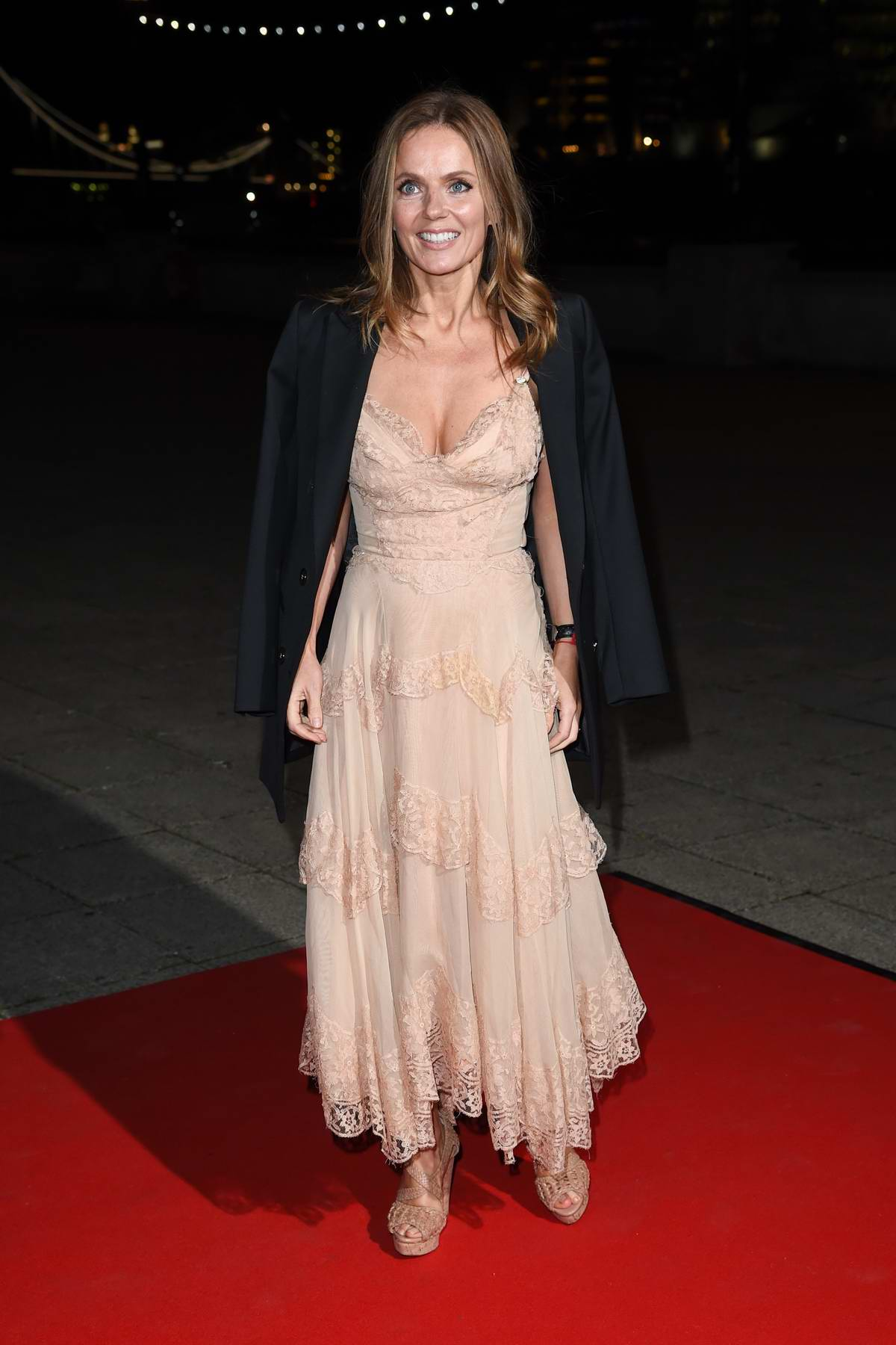 Geri Halliwell at Childline Ball 2017 in London