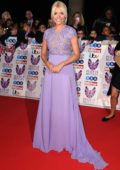 Holly Willoughby at the Pride of Britain Awards held at the Grosvenor House in London