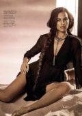 Irina Shayk in Vogue Magazine, Mexico - October 2017