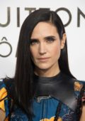 Jennifer Connelly at Louis Vuitton Boutique opening, spring summer 2018 during Paris Fashion Week, France
