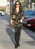 Jessica Gomes out and about in West Hollywood, Los Angeles