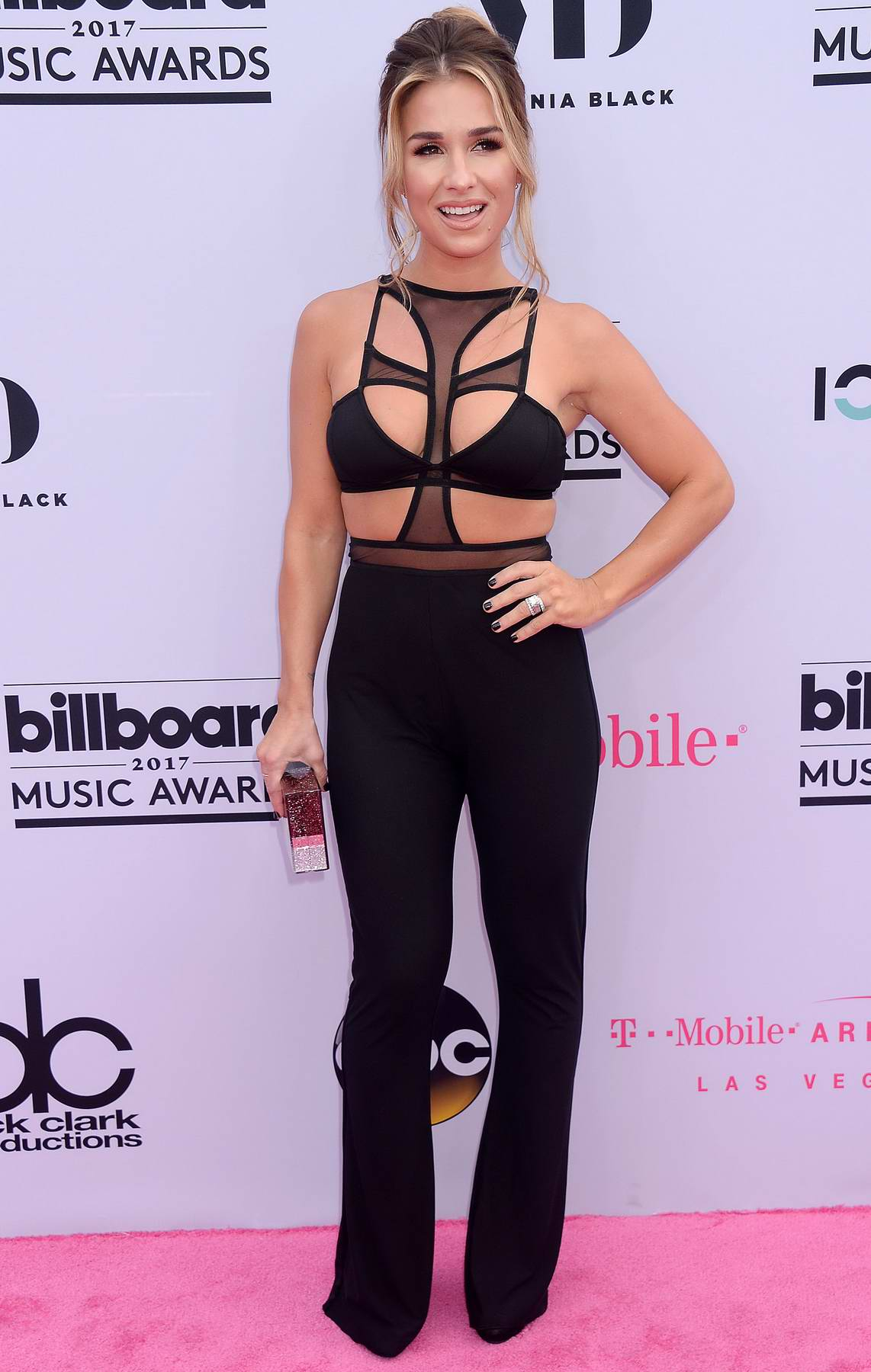Jessie James Decker 2017 Billboard Music Awards (BMA 2017) in Las Vegas