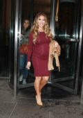 Jessie James Decker at Fox & Friends in New York City